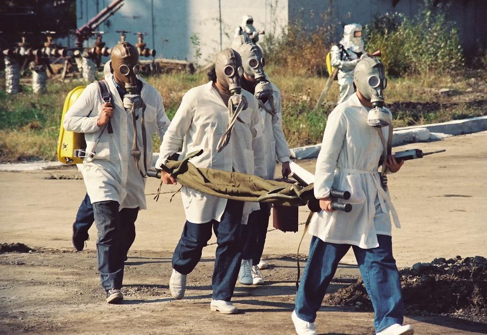 Хімічна катастрофа