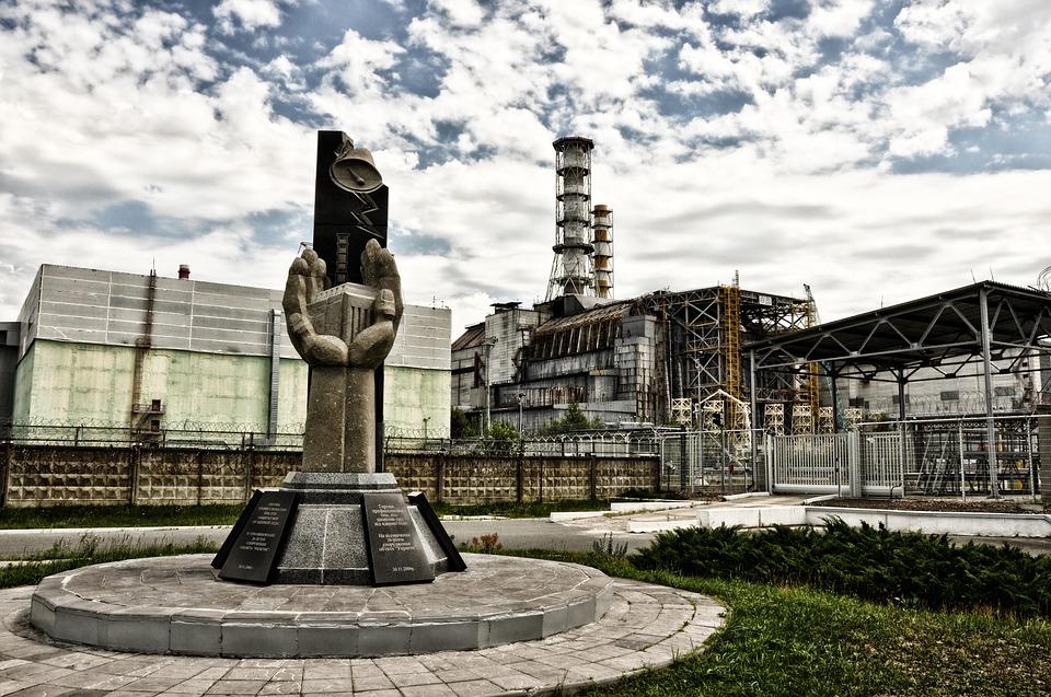 Чорнобиль, ЧАЕС